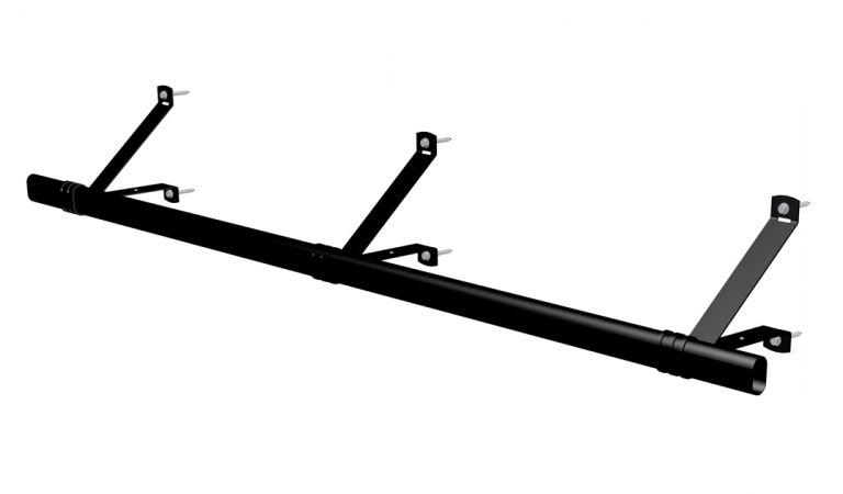 Poistumisputki RR33 musta